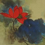 Lau_Nailing_Liu_Nailing_peinture_chinoise_lotus_5