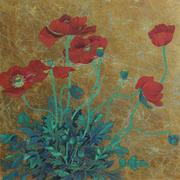 Lau_Nailing_Liu_Nailing_peinture_technique_japonaise_1_Pavots