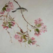 Lau_Nailing_cours-peinture_chinoise_fleurs_et_oiseaux_1_travaux_élèves