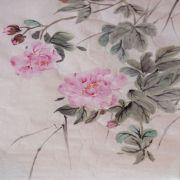 Lau_Nailing_cours-peinture_chinoise_hibiscus_1_travaux_élèves