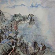 Lau_Nailing_cours-peinture_chinoise_paysage_1_travaux_élèves