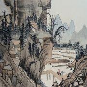 Lau_Nailing_cours-peinture_chinoise_paysage_2_travaux_élèves