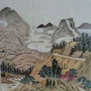 Lau_Nailing_cours-peinture_chinoise_paysage_3_travaux_élèves